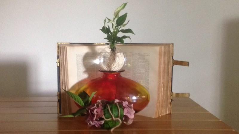 bloemstuk themadienst 15 oktober ngk ermelo