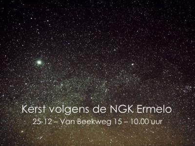Kerst 2017 in NGK Ermelo