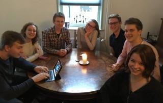 jongerendienst in Ermelo Over de kloof!