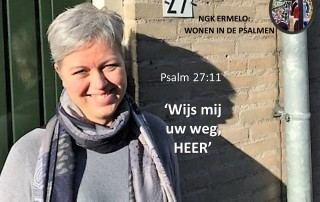 judith woont in Psalm 27 NGK Ermelo
