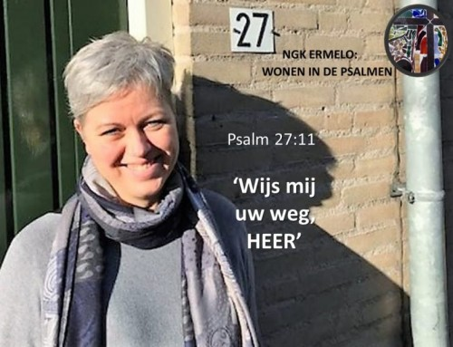 Judith woont in psalm 27