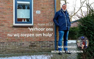 Dion woont in Psalm 20