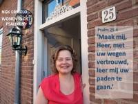 Annet woont in Psalm 25, nederlands gereformeerde kerk in Ermelo