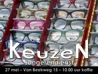 Keuzen, keuzes, tweede jongerendienst in Ermelo op 27 mei 2018 NGK ERMELO