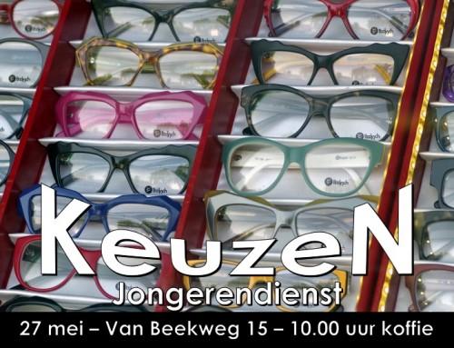 Jongerendienst in Ermelo 27 mei vanaf 10.00 uur