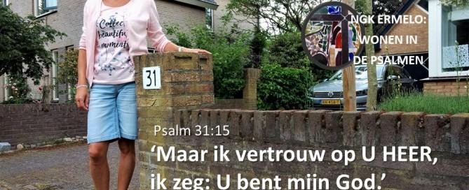 wonen in Psalm 31