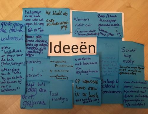 Jaarthema 3: 'Ideeën'