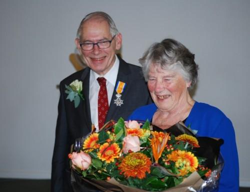 Herman van Rees geridderd