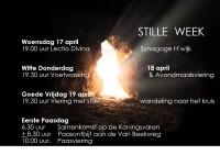 Stille Week 2019 in Ermelo