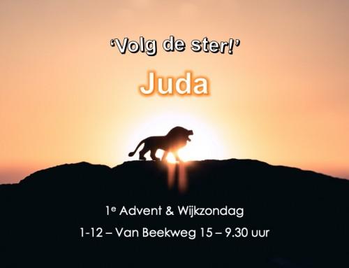 Volg de ster! Juda + Praatplan nu online!