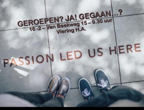 Zondag 16-2 Geroepen! + Praatplan nu online