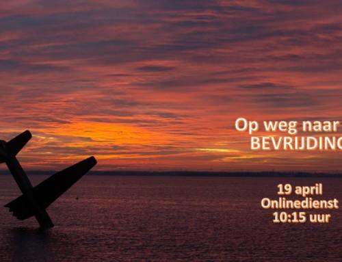 Op weg naar de bevrijding – online