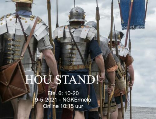 Hou stand!